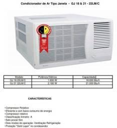 Ar condicionado de janela gree 21-22
