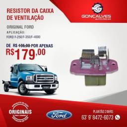 RESITOR DA CAIXA DE VENTILAÇÃO ORIGINAL FORD