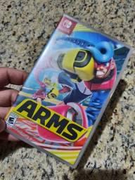Nintendo Switch - Jogo - Arms - Novo/Lacrado