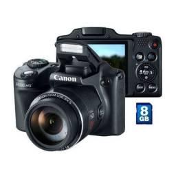 Câmera PowerPoint SX510 HS