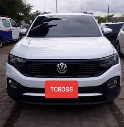 Tcross Turbo 200 TSI 21/21 - R$ 111.260,00