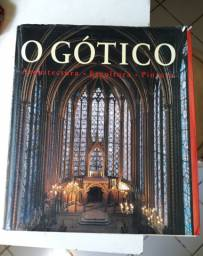 Livro O gótico - Rolf Toman