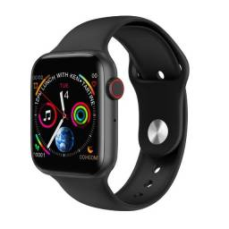 Relógio Smartwatch Iwo 8 Lite 44mm Ios Android Bluetooth
