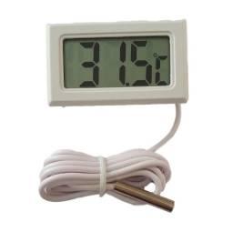 Termômetro Digital Geladeira Chocadeira Aquário Estufa °c