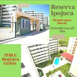 Título do anúncio: (MM) Construindo sonhos - Reserva Ipojuca