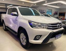 Toyota Hilux 2.8 SRV Automatica 2017