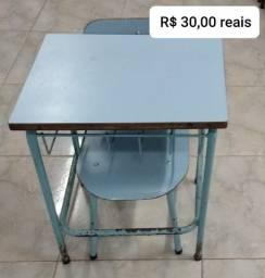 Kit escola mesa e cadeira