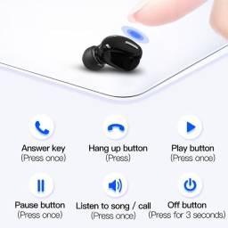 Título do anúncio: Fone Bluetooth Unilaterial sem fio