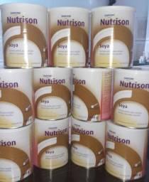 Leite Nutrison Soya / Sonda N8 e Sonda N10