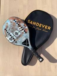 Raquete de Beach Tennis - Blast Sandever - Raquete do atual N1 do Mundo