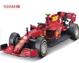 Título do anúncio: Miniatura fórmula metal 2020 ferrari equipe Sf1000 # 16 escala 1/43