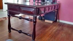 Mesa relíquia em imbuia