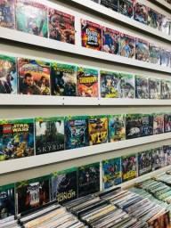 Jogos ps2  Xbox cds e dvds