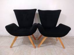 Vendo cadeiras estufadas
