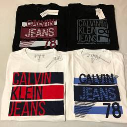 Camiseta Calvin , Reserva