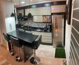 Apartamento à venda com 3 dormitórios em São sebastião, Porto alegre cod:SC12864