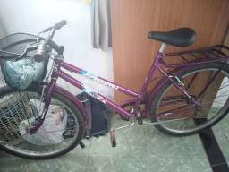 Título do anúncio: Bike samy monarck aro 26 (roxa)