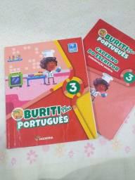 "Livros 3 Ano ""Projeto Buriti plus"""