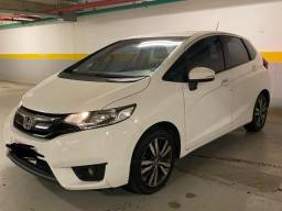 Honda Fit ex cvt 2015 financiam
