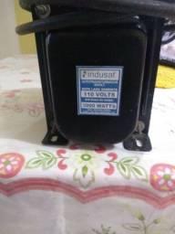 Vendo transformador 110 volts (contato *)