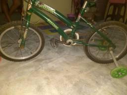 Bicicleta do Hulk
