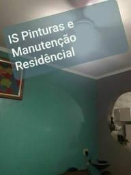 Pinturas e manutenção residencial