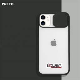 Capinha de Celular Iphone 11 Pro Max 7 Plus 8 Plus XR 12 Promocao