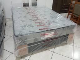 Cama box casal Espuma D-33