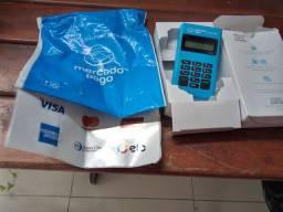 Vendo essa máquina de cartão de crédito nuca usada