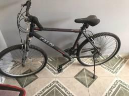Título do anúncio: Bicicleta Caloi aro 26/ marcha 21