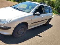 Peugeot 206 SW, 1.4 Completo