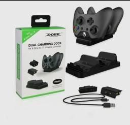 Carregador de controle Xbox One.