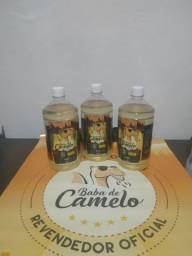 Kit 3 unidade de Baba de camelo