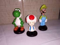 Trio Super Mário NOVO