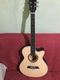 Troco violão eletrico  Michael