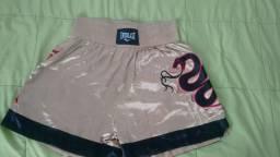 Shorts Muay Thai novo *pra sair hj
