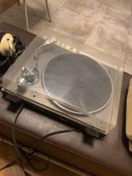 Televisão Sharp Vitrola Toshiba E Fone Dos Anos 70