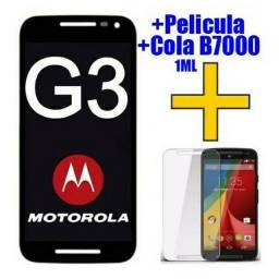 Tela Touch Display Lcd Moto G3 Xt1543 Xt1544 Xt1550 Premium