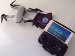 Título do anúncio: Drone E68 Pro Dobrável com Câmera - Frete gratuíto pelo nosso site Nikompras.com - BA