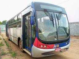 Ônibus Mercedes-Benz Busscar Urbanuss Pluss - Ano 2007