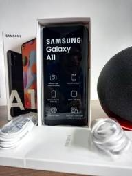 Samsung A11 NOVO - Melhor Preço da Região!