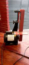 Lixadeira para cutelaria