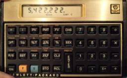 Título do anúncio: Calculadora HP 12C