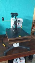 Prensa Térmica Sublimação Metalnox 35x45cm Swing Away 110v