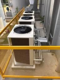 Ar condicionado - projeto, obras, instalação e manutenção