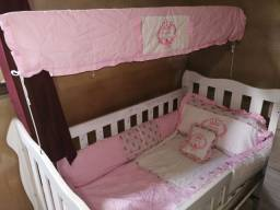 Kit berço e bebê conforto