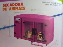 Título do anúncio: Máquina de secar animais