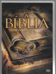 vd182 dvd A Bíblia No Inicio - original excelente