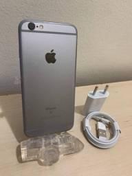 Iphone 6s 32gb - Cinza Espacial - Impecável !!