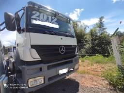 Caminhão mb axor 3344 - 2011/ 2012